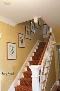 Betsy Speert S How To Hang Pictures On Stairs And