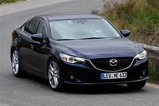 Mazda 6 Automatic Review Auto Express