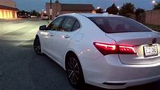2015 acura tlx v6 sh awd review youtube