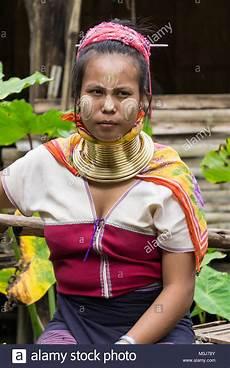 Asien Thailand Chiang Mai Ban Huay Pa Bergdorf
