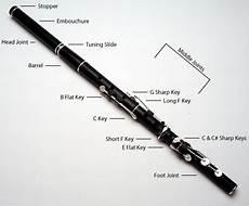 Flute Key Diagram by Parts Of A Flute Flute Diagram Flute Diagram In 2019