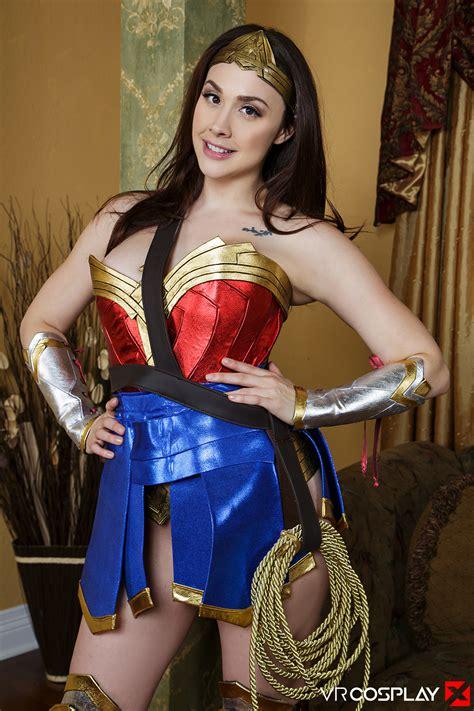 Chanel Preston Wonder Woman