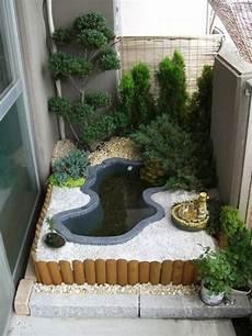 Desain Taman Mini Untuk Lahan Terbatas Desain Rumah