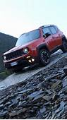 Wallpaper Jeep Renegade Crossover SUV 2015 Cars