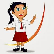 Gambar Animasi Anak Sd Related Keywords Gambar Animasi