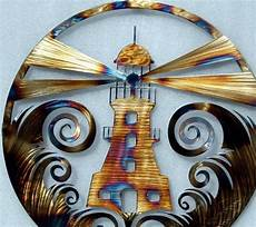 lighthouse metal wall art wall decor