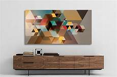 tableau geometrique moderne papier peint scandinave