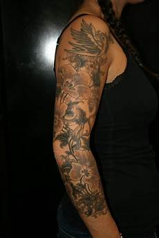 Sleeve Unique Designs For Flower Sleeve