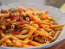 penne al arrabiata spicy arrabiata penne recipe valerie bertinelli food