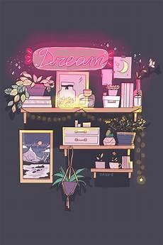 Aesthetic Anime Bedroom Ideas by La Sorci 232 Re In 2019 Anime Drawings