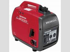 Honda Power Equipment 2000W Ultra Quiet Companion Inverter