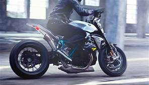 BMW Motorrad  Concept Roadster Is Boxer Basics Motorcycle
