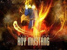 Roy Mustang Wallpaper
