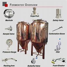 1000l Copper Brewing Equipment System With Brewery