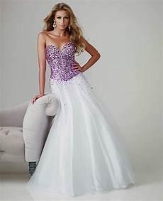Wedding Dress White Violet amazing white and purple wedding dresses ladystyle