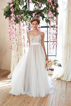 Brautkleid Boho Style - boho chic wedding dresses the blushing boutique