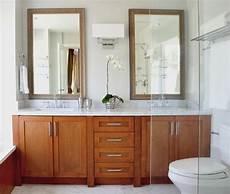 Bathroom Ideas Oak Cabinets by Oak Bathroom Vanity Cabinets White Countertops Ideas