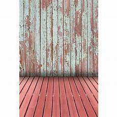5x7ft Pink Wall Wooden Floor Photo by Backdrops New 5x7ft Wood Wall Pink Floor Photography