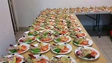 repas froid mariage frais ide pour buffet froid maison