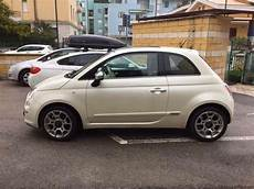 sold fiat 500 lounge bianco perlat used cars for sale