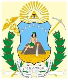 estado bolivar simbolos naturales coat of arms of bol 237 var state wikipedia