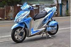 Skotlet Vario by 50 Gambar Modifikasi Honda Vario Keren Antik Modif Drag