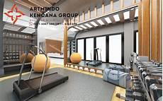 Desain Interior Ruang Artmindo Kcn