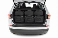 skoda 7 sitzer skoda kodiaq 7 sitzer autotaschen nach ma 223 car bags