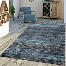 teppich grün blau designer teppich blau modern kurzflor multicolor moderne