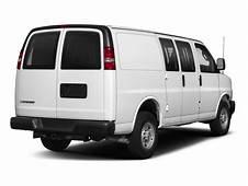 New 2018 Chevrolet Express Cargo Van RWD 2500 135 MSRP