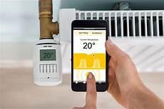 heizung im smart home steuern wie funktioniert s und was