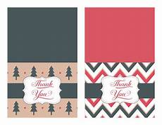 printable christmas thank you cards 3 designs to choose from life of a homeschool mom