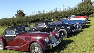 Goodwood Revival 2016  Morgan Car Show Old Cars
