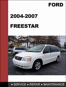 free online auto service manuals 2006 ford freestar electronic throttle control ford freestar 2004 to 2007 factory workshop service repair manual
