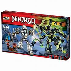 Lego Ninjago Malvorlagen Toys Lego Ninjago Titan Mech Battle 70737 Toys Thehut