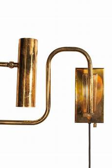 pivot single wall sconce with articulating arms in brass for sale at 1stdibs