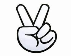 peace zeichen finger peace fingers etsy
