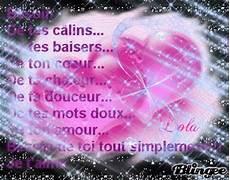 Coeur Enlac 233 Avec Po 232 Me Image 108072630 Blingee