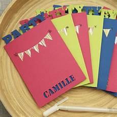 Id 233 E Carte Invitation Anniversaire A Fabriquer Carte