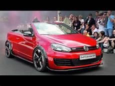 2017 Volkswagen Golf Cabriolet Premium And Fuel Efficient