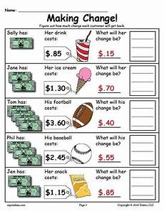 money worksheets for learning disabilities 2219 free printable change money worksheets 2 versions money worksheets learning money