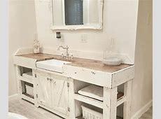 Bathroom: Excellent Famous Design Farmhouse Vanity With