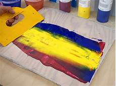 making skins with fluid acrylics just paint
