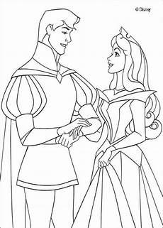 sleeping coloring pages princess wedding