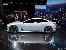 Bmw I Vision Dynamics Live Photos And I New Cars