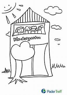 Ausmalbilder Haus Und Garten Top 20 Kindergarten Ausmalbilder Beste Wohnkultur