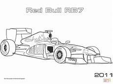 Ausmalbilder Rennauto Bull Ausmalbild Bull Rb7 Formel 1 Auto Ausmalbilder
