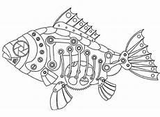 Ausmalbilder Erwachsene Fische Fisch 1 Ausmalbilder F 252 R Erwachsene