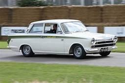 Lotus Cortina Mk1 1963 1966 & Mk2 1970