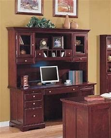 desk with credenza how do you want cherry finish home office credenza